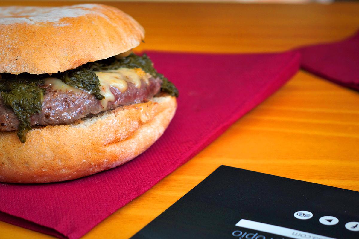 Galicia ya tiene a su propia hamburguesa