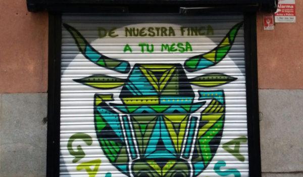 Una enseña gallega de hamburgueserías aterriza en Madrid