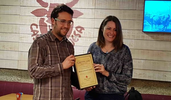 Galeguesa Vigo, aniversario y certificado Km0