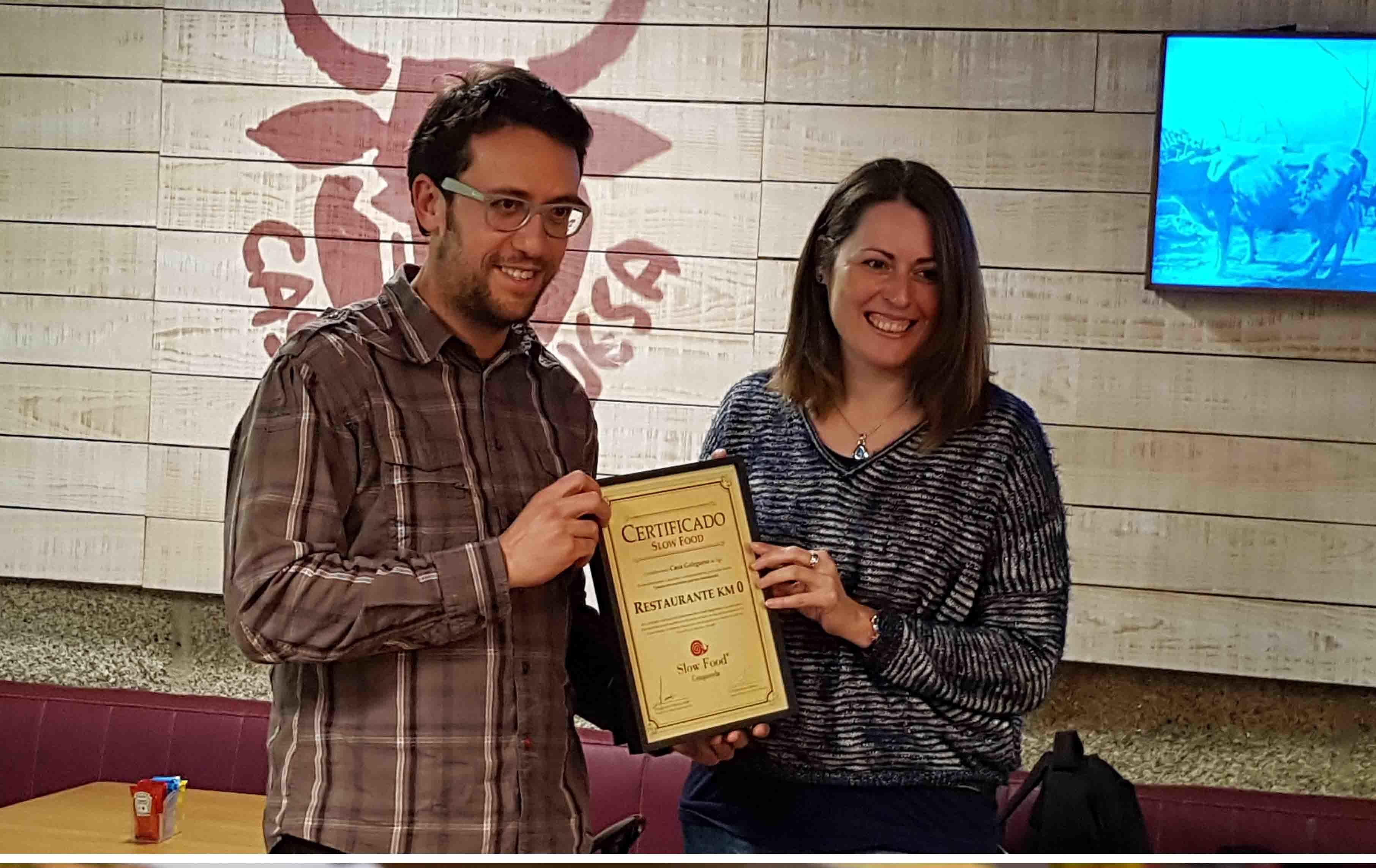 Galeguesa Vigo, aniversario e certificado Km0