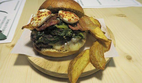 """Gastroactivity """"No es una hamburguesa es una galeguesa y viene de Galicia"""""""